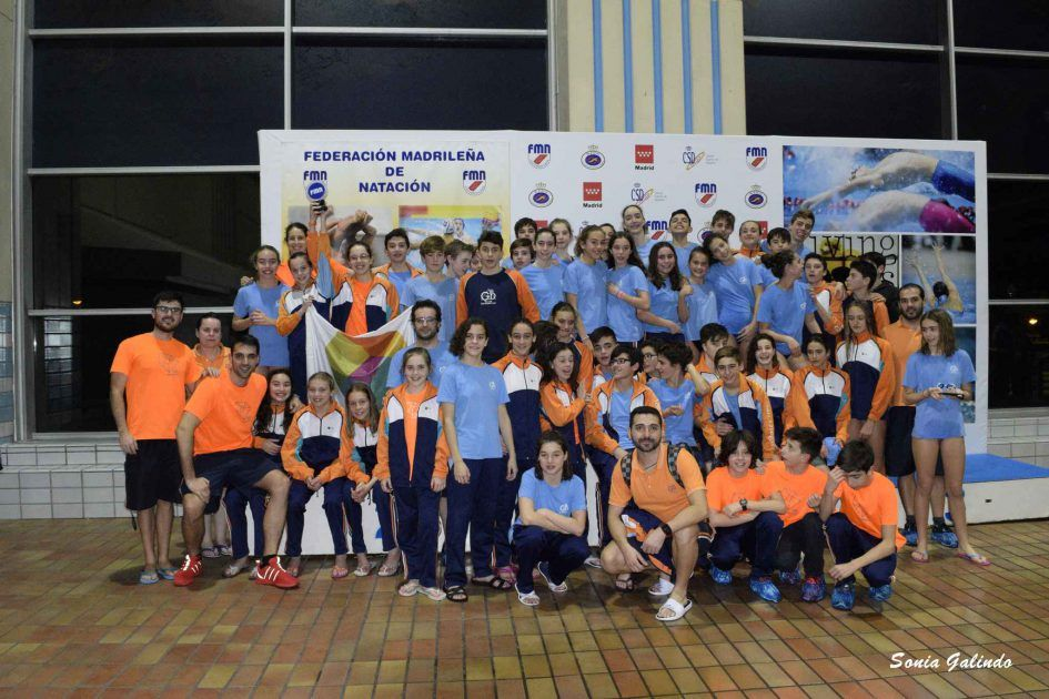 Campeones de madrid alev n de nataci n club deportivo gsd for Piscina 86 mundial madrid